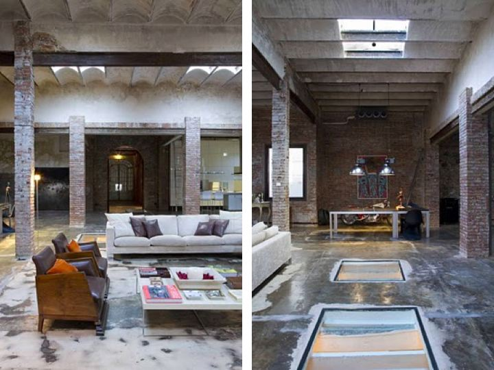 Barcelon loft designdistrict